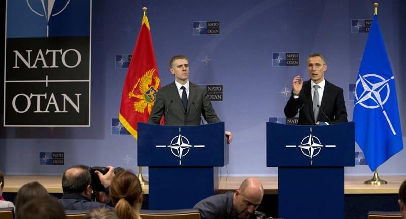 1999 - НАТО идет в Черногорию, 2017 - Черногория идет в НАТО
