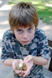 Этот мальчик изменил мою жизнь…Он готов был отдать все свои сокровища ради…
