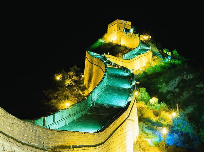 Великая Китайская стена. История и легенды стена, китай, история