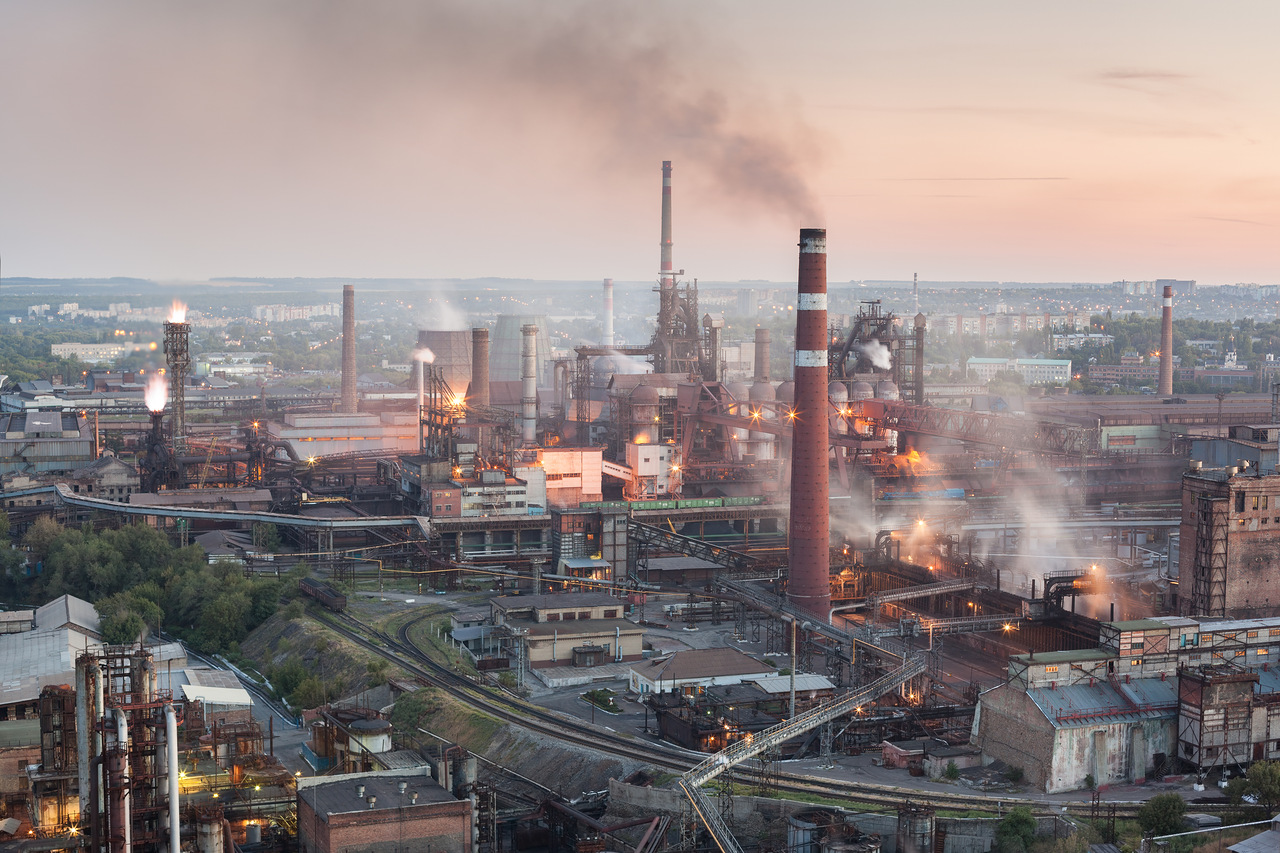 Прорыв блокады: как работает металлургия ДНР.