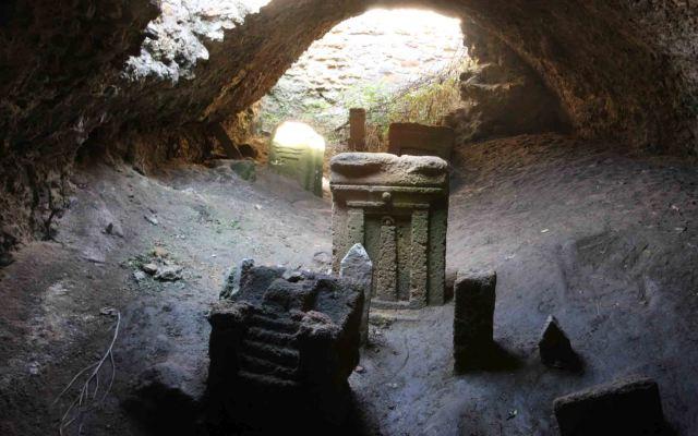 Святилище Тофет. Самые страшные места на планете. Просто жуть (фото и видео)