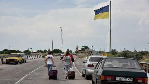 Украина подсчитала потери отвведения Россиейтранзитных ограничений