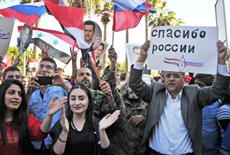 Мирное урегулирование в Сирии не остановить: МИД РФ продолжает подсекать западных агрессоров