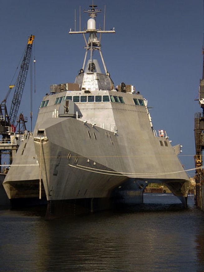 """Прибрежный флот США - """"плаву…"""