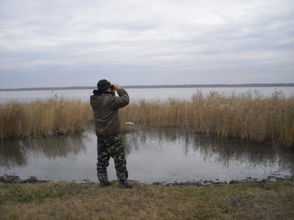 Объезд охотничьих угодий