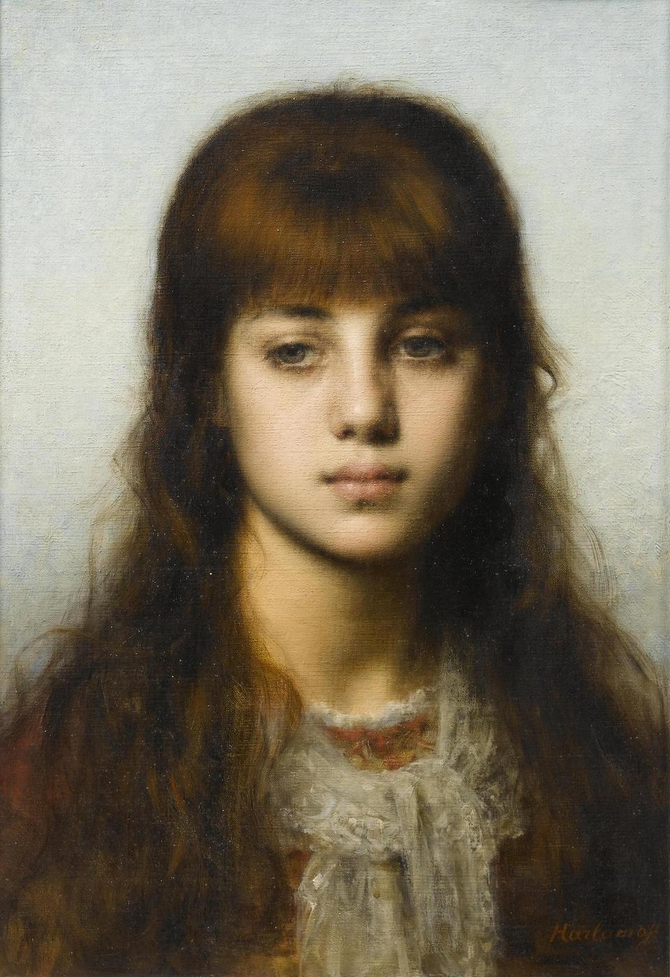Харламов Алексей Алексеевич,1840-1925-русский художник.