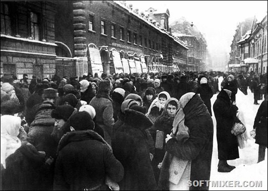 Банды блокадного Ленинграда