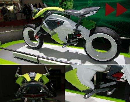 Индийский мотоцикл из будущего - Фото 2