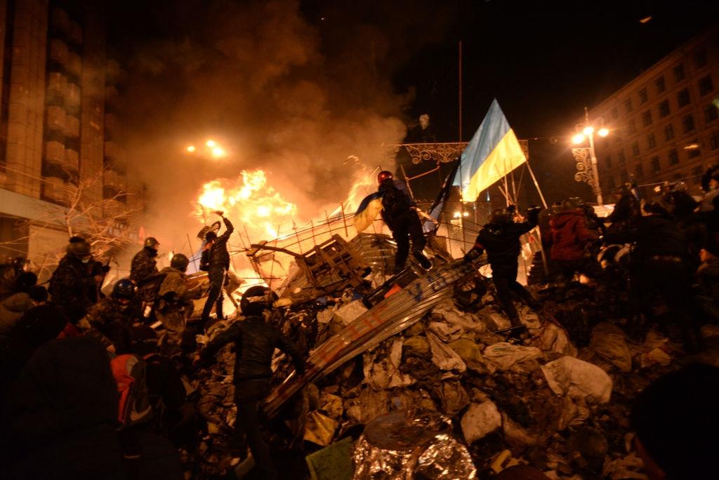 Олейник об инциденте в Киеве…
