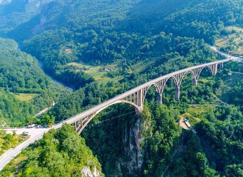 Красивейший мост Европы, который был принесен в жертву ради спасения Югославии