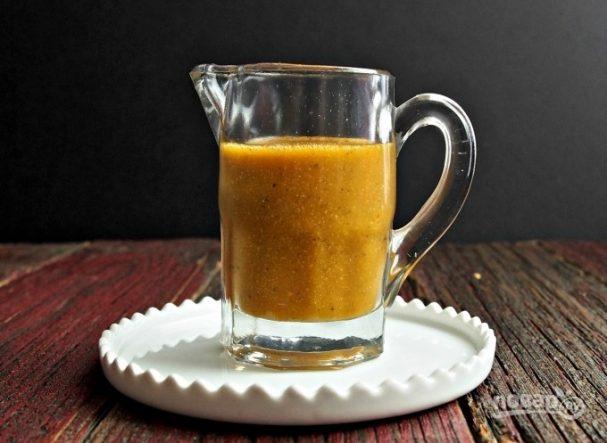 Соево-медовый соус