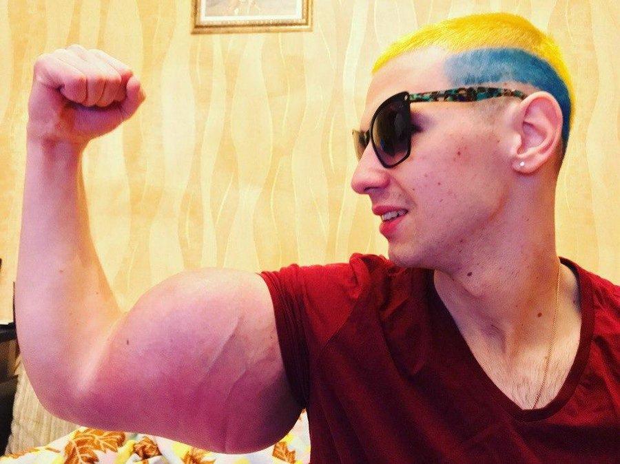 Кирилл Терешин занялся апгрейдом головы.