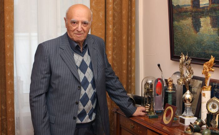 Право на счастье Владимира Этуша: После 80 жизнь снова только начинается