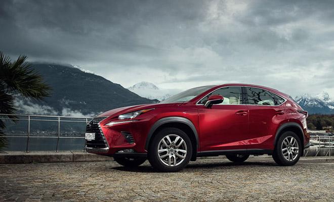 Переход с Lexus через Альпы: тестируем обновленный NХ 2018