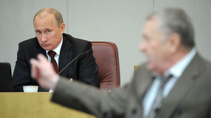 Жириновский предложил вывест…