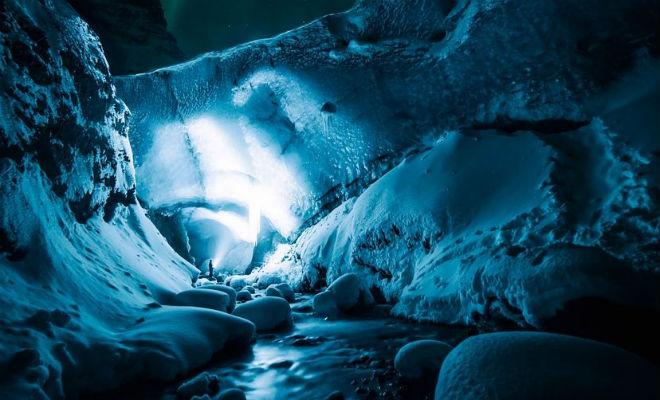 Подземная Антарктида
