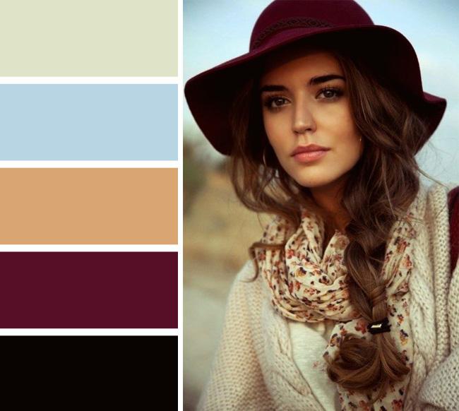 Выбираем цветовые сочетания аксессуаров