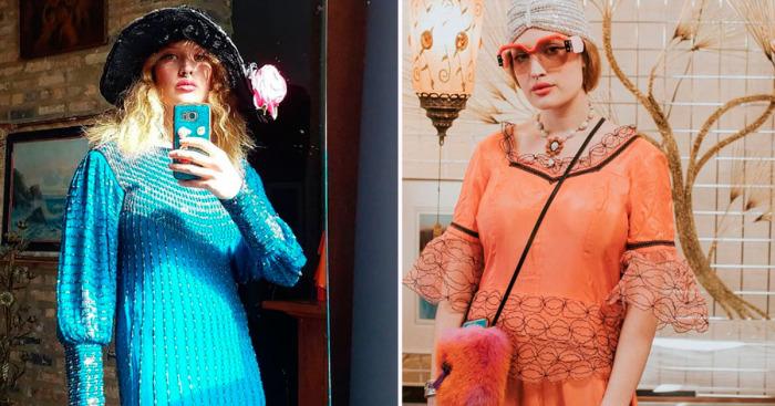 Винтажный гик: Модница, которая носит только бабушкины вещи