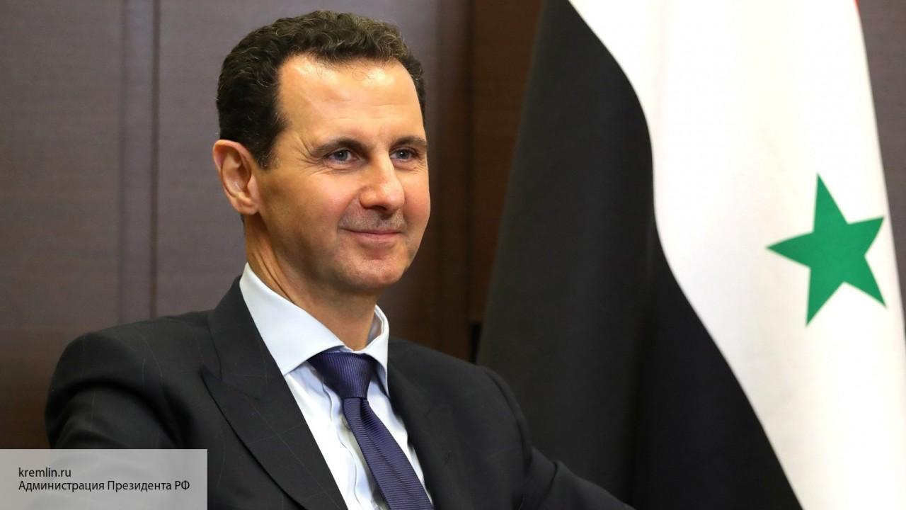 США не хотят возвращения Асадом контроля над северо-востоком САР