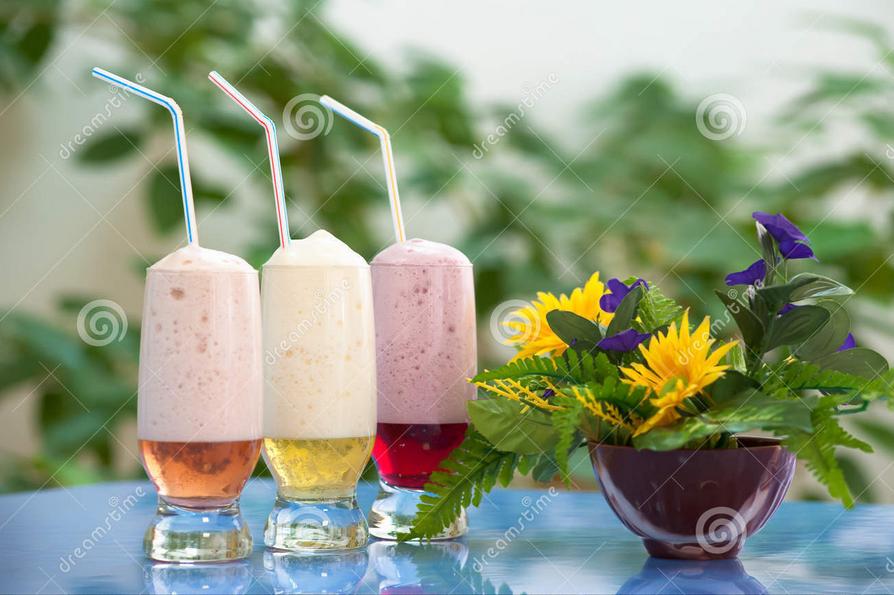 Способы приготовления кислородного коктейля