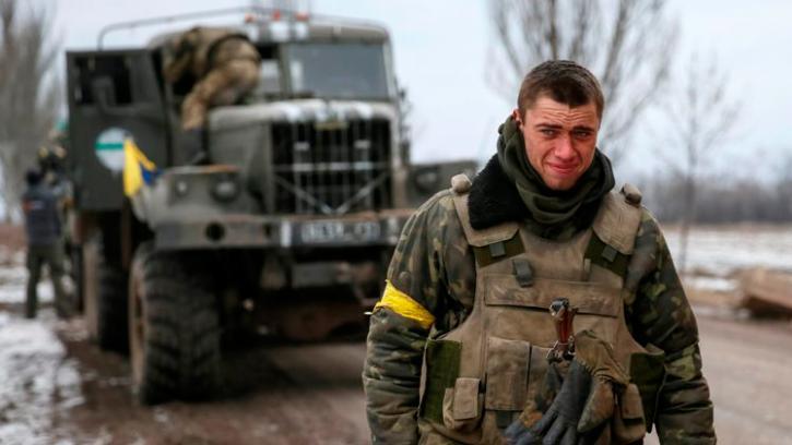Войска ВСУ начали отступлени…