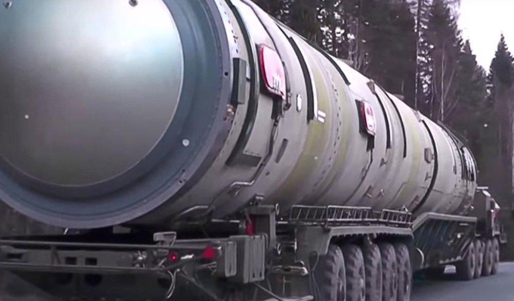 """Стратегический комплекс РС-28 """"Сармат"""" начнет массово поступать в войска через два с небольшим года"""