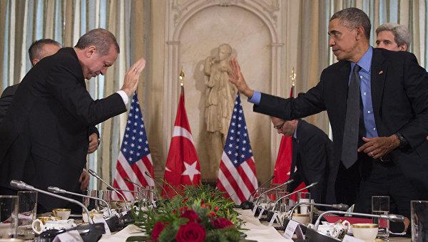 WSJ: Турция просит США оказать военную поддержку в Сирии