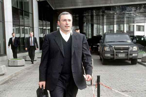 «Левацкий» план Ходорковског…