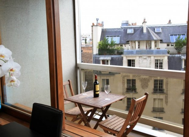Как и где снять квартиру в Париже