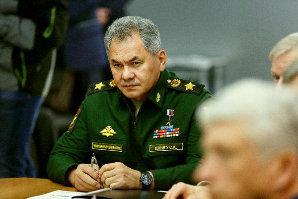 Сергей Шойгу сообщил о срыве трех провокаций Запада с химоружием за одну неделю