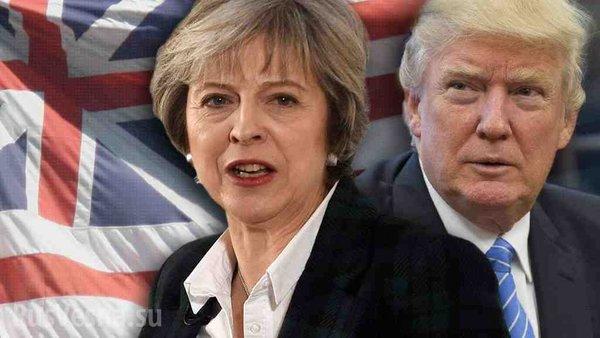 Сирийский рубеж: Лондон предал план США по ракетному удару