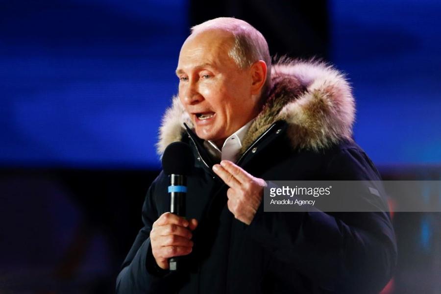 О счастье жить в России под мудрым президентом