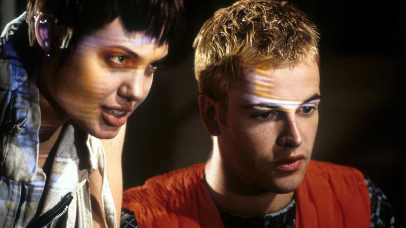 Хакеры (1995) кино, компьютеры, технологии, фильмы