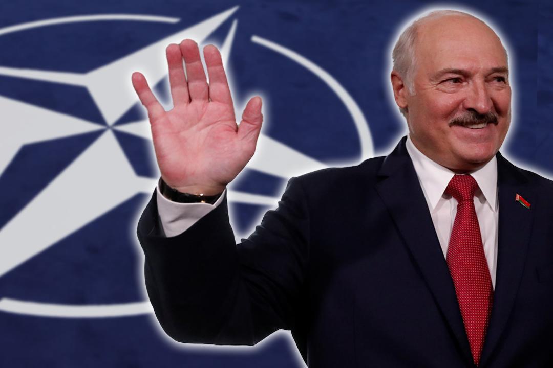 Лукашенко выдал НАТО военные секреты РФ