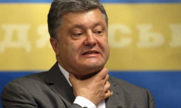 Порошенко превращает Украину в дурдом и концлагерь ради сохранения власти