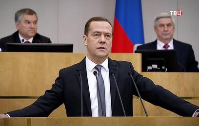 Медведев: прошедшие 6 лет стали для России испытанием на прочность