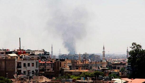 Сирийские партизаны вновь атаковали американских оккупантов в Сирии