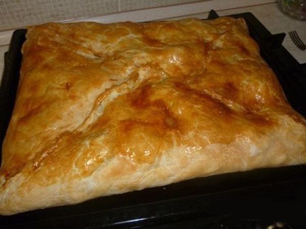 Одно из самых вкусный и любимых блюд греческой кухни — КУБИТЕ
