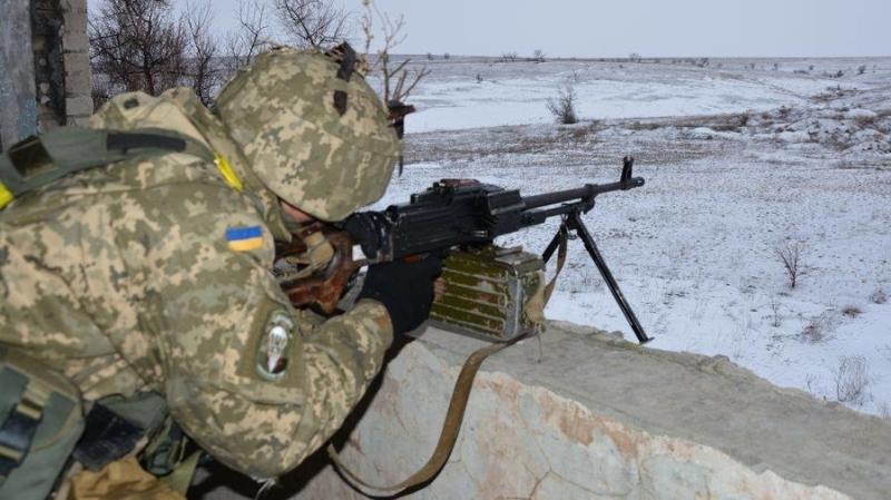 В ЛНР сообщили об обострении ситуации у линии соприкосновения