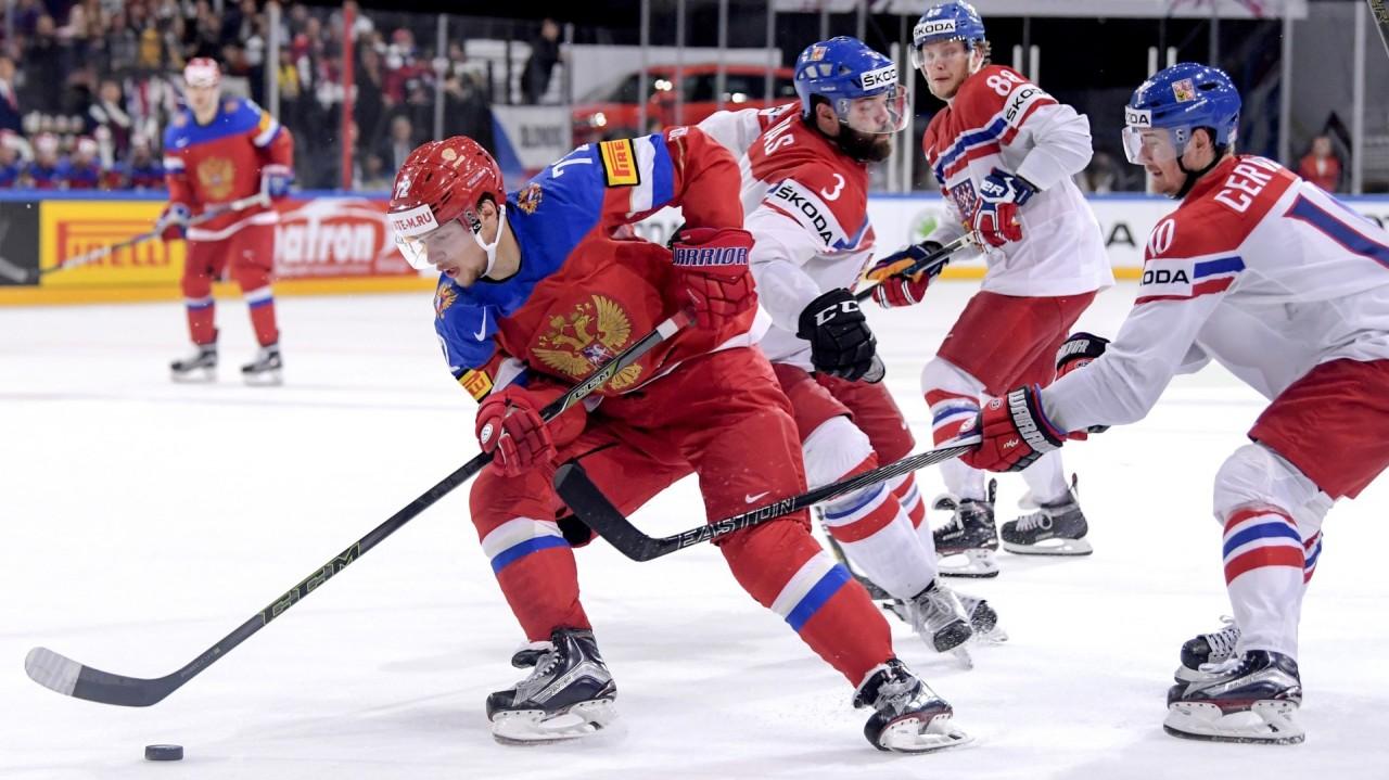Сегодня Россия в полуфинале ЧМ по хоккею встречается с Канадой. Ваш прогноз?