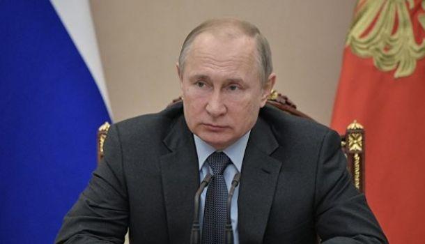 Путин подверг критике работу…