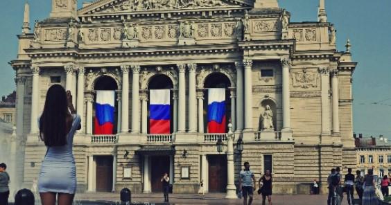 Галичане в шоке: Львов превращается в русский город