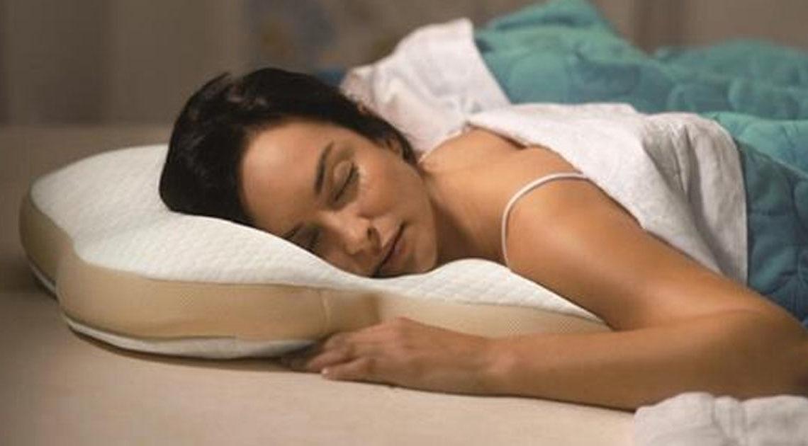 Что будет, если спать без подушки