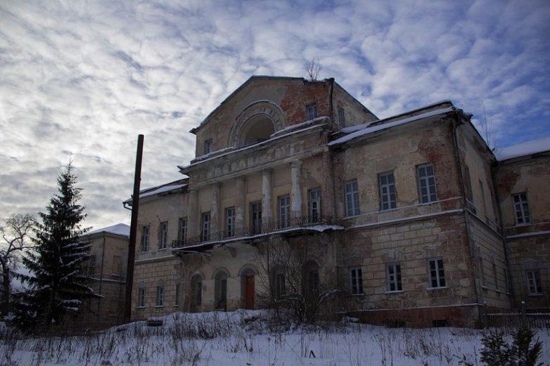 Усадьба Алексино архитектура, заброшенные усадьбы, имения, путешествия, россия, туризм
