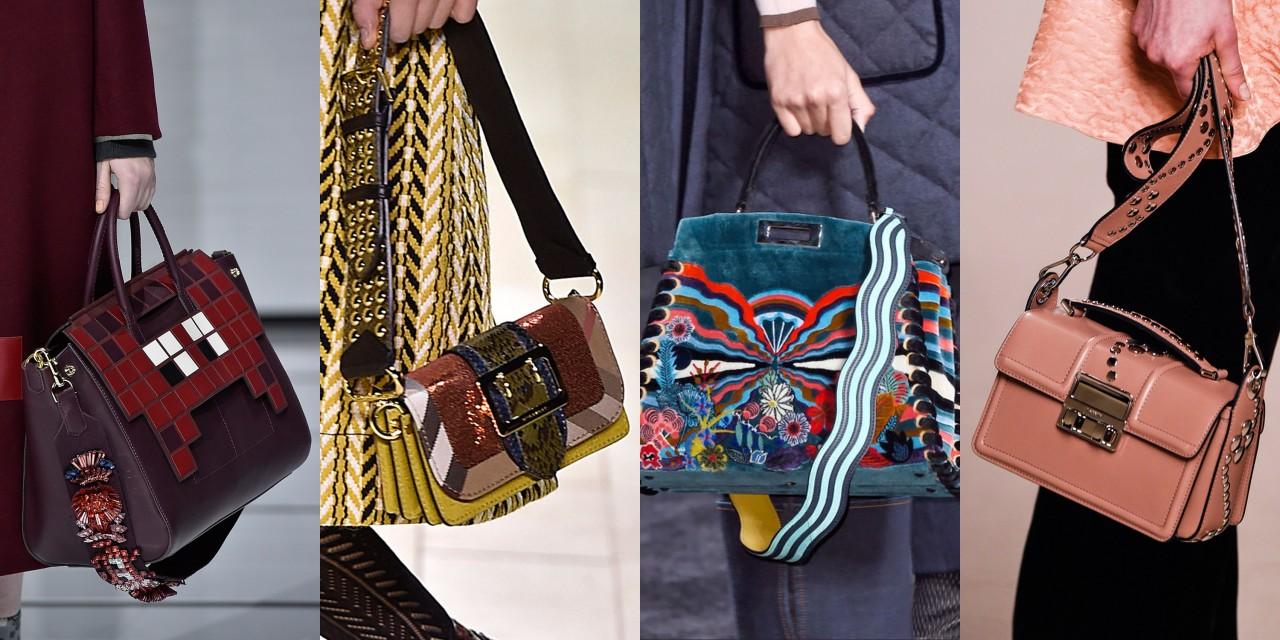 Тренд сезона: сумки