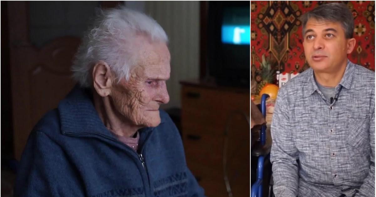 Таксист приютил 100-летнюю блокадницу, выставленную на улицу родственниками