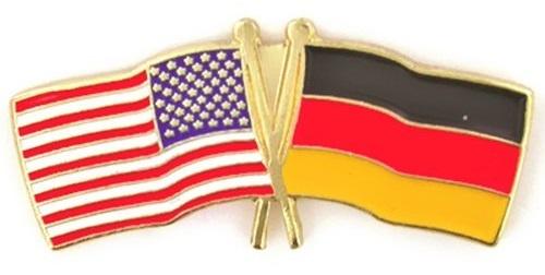 Они хищники, они будут драться так или иначе. США и Германия.