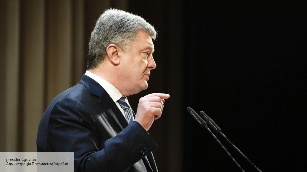 Порошенко подписал указ об увольнении главы Службы внешней разведки Украины