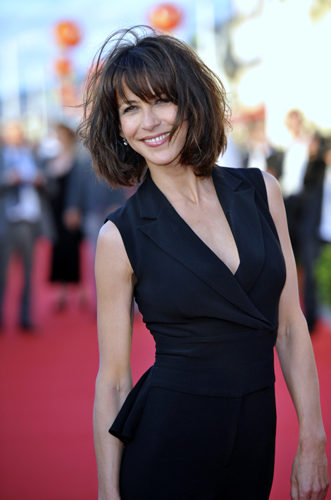 ?CABOURG, FRANCE - JUNE 13: Sophie Marceau attends the 28th Cabourg Film Festival : Day 3 on June 14, 2014 in Cabourg, France?©FRANCK CASTEL
