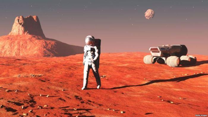 Инженер NASA: «Первым человеком на Марсе должна быть женщина»